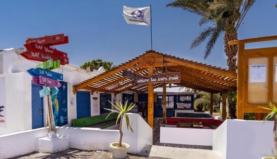 Centre de plongée Dune mer Rouge en Egypte