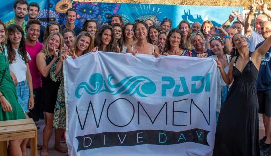 Soirée du Women Dive Day 2020 - Anaïs Dominici