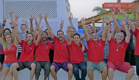 Dune Egypte - Toute l'équipe vous attend !