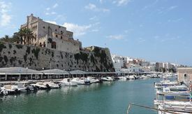 Visite de Ciutadella