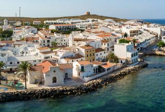 Port de Fornells - Minorque - Baleares